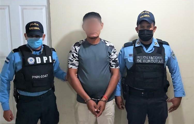 Capturan a sujeto acusado de violación en Valle