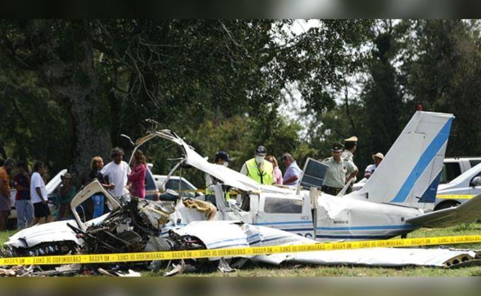 Tennessee: Accidente aéreo deja siete fallecidos