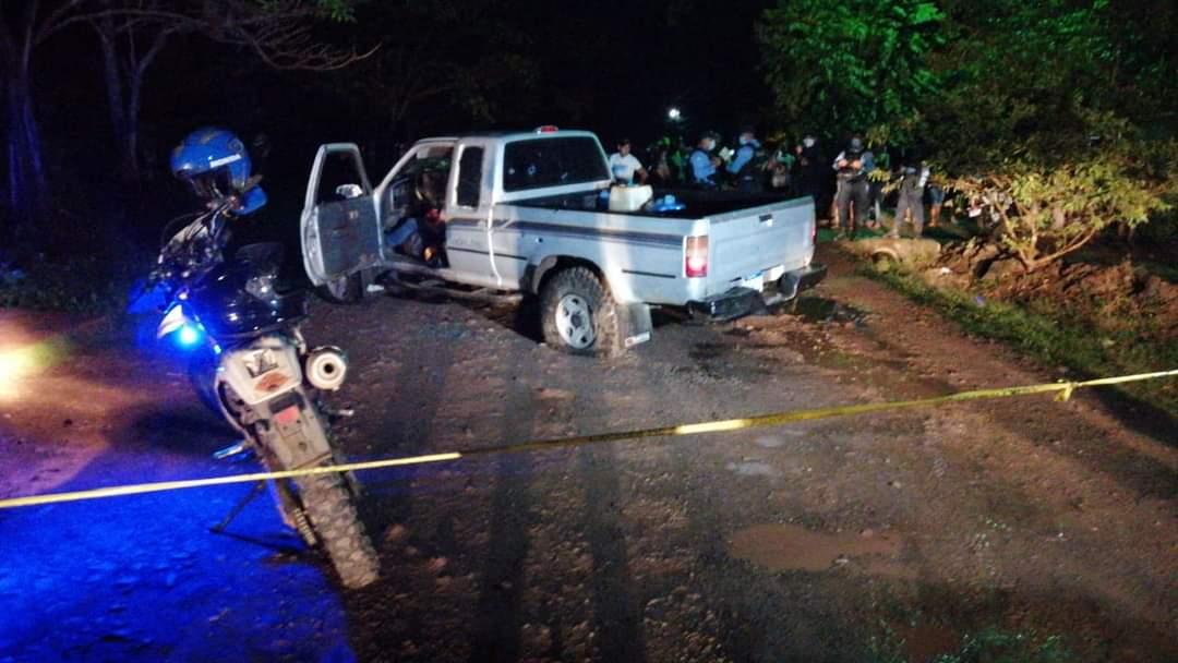 ¡Nueva masacre! Tres miembros de una familia fueron acribillados en Olancho