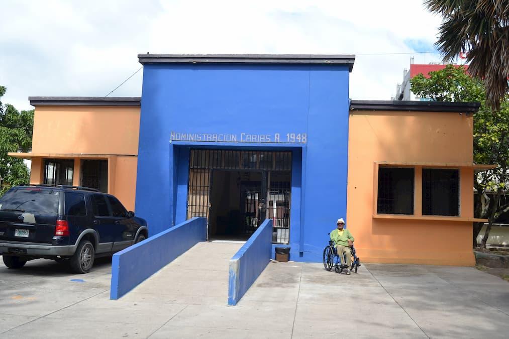 Fallece uno de los dos ancianos contagiados de covid-19  en el Asilo del Hospital  San Felipe