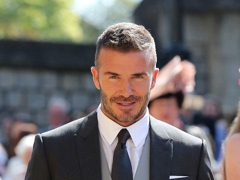 David Beckham publica por 'error' en Instagram su número de teléfono