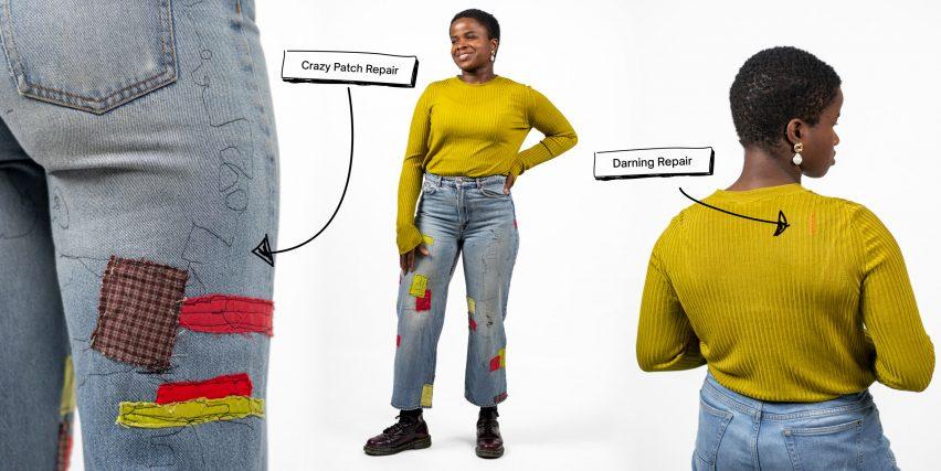 Fixing Fashion es la plataforma que te enseña a reparar tu ropa