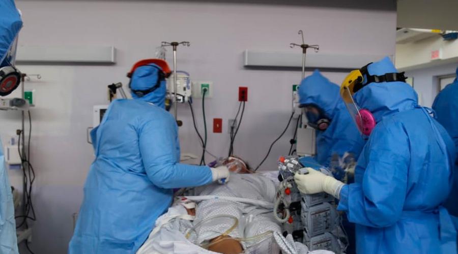 Se reportan alrededor de 2 muertes diarias por Covid-19 en el departamento de Cortés