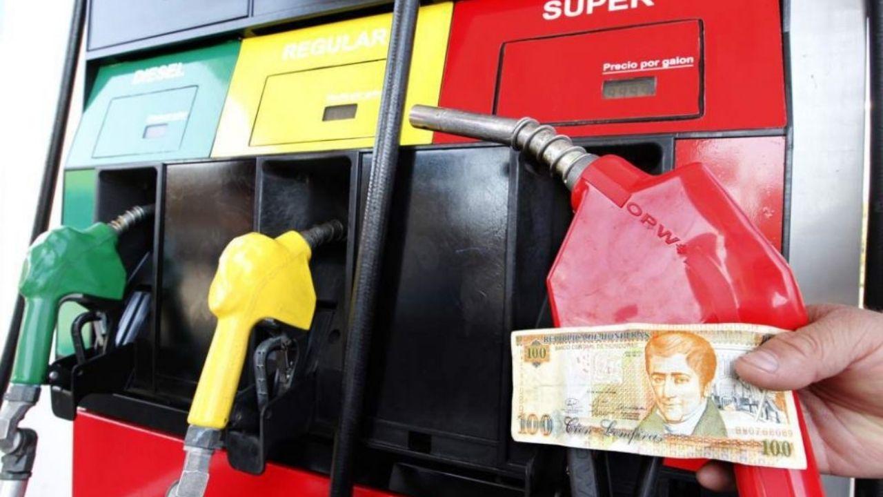 Desde el lunes:  Aumentará precio de combustibles