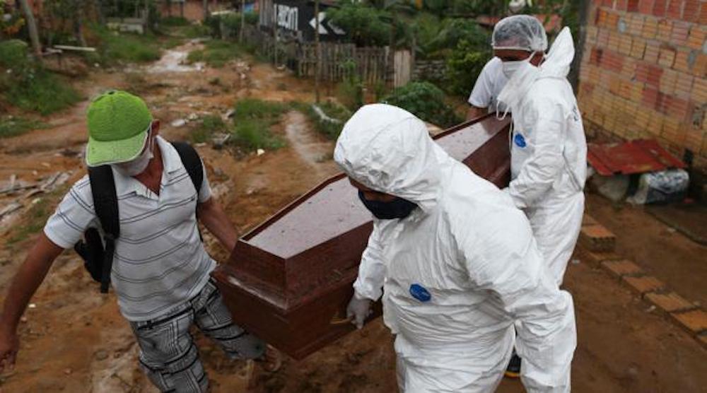 Unos 11 hondureños mueren por Covid-19 en las últimas 24 horas