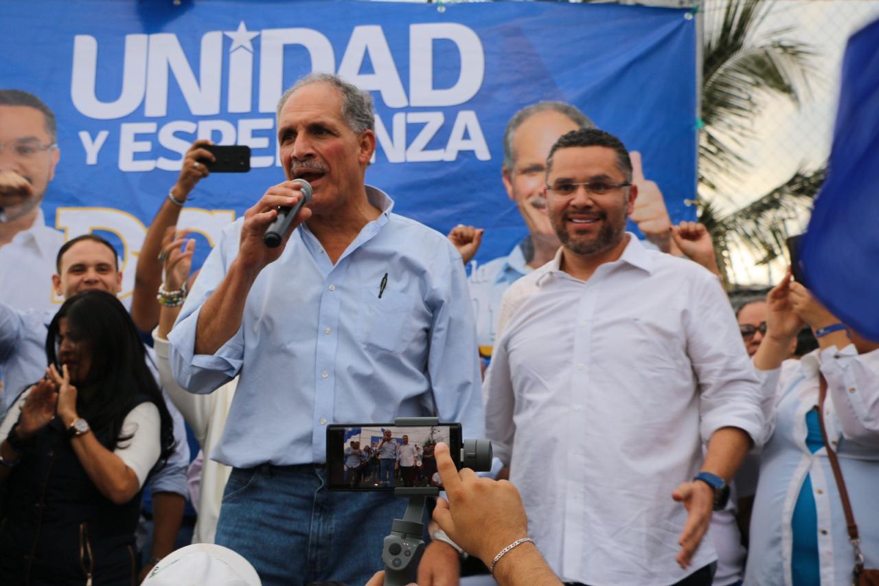 El PN siempre ha estado unificado y se encamina a su cuarta victoria: Asegura dirigente