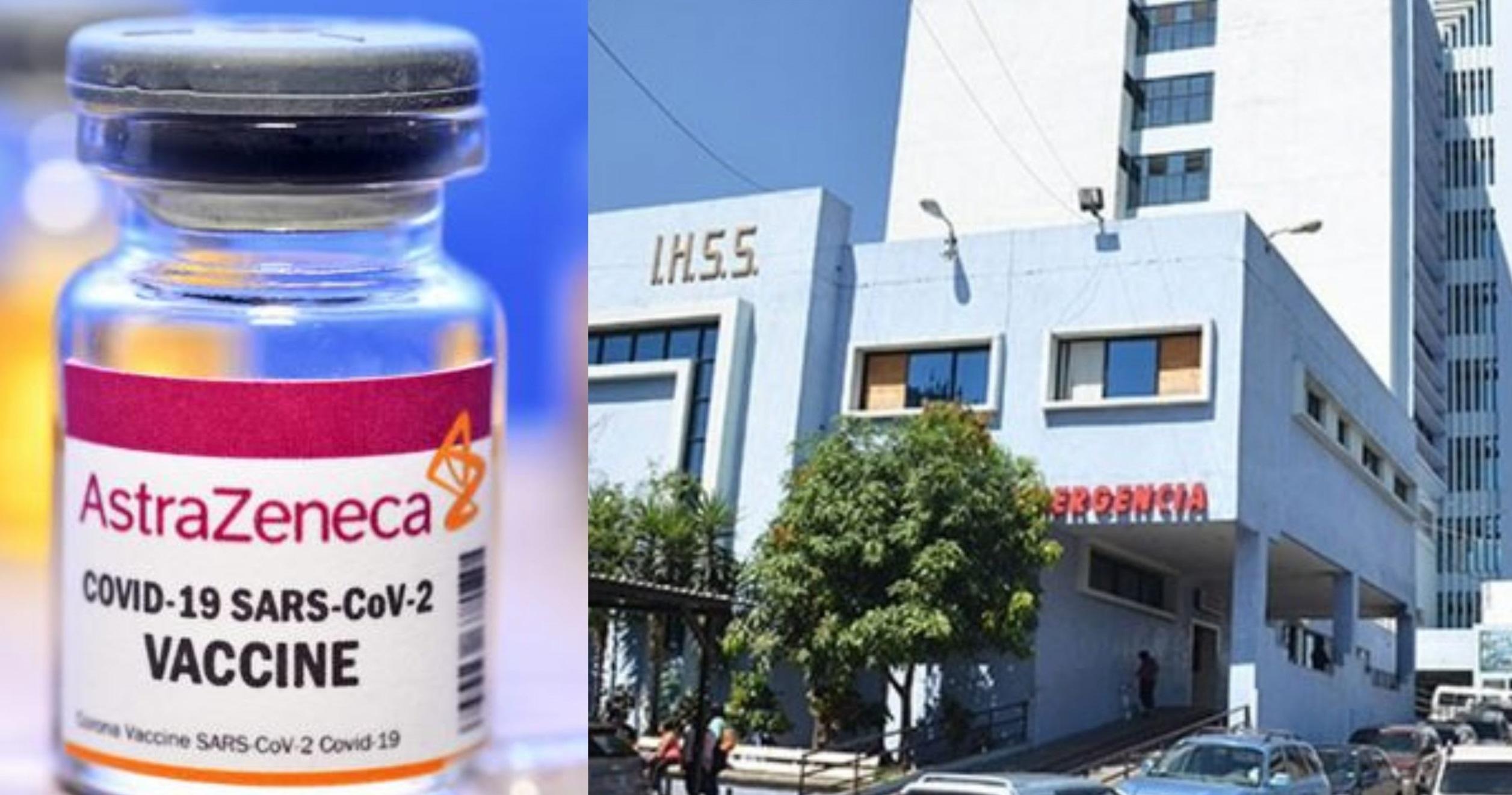 Mas de 8 mil derechohabientes del IHSS recibieron la vacuna contra la Covid-19