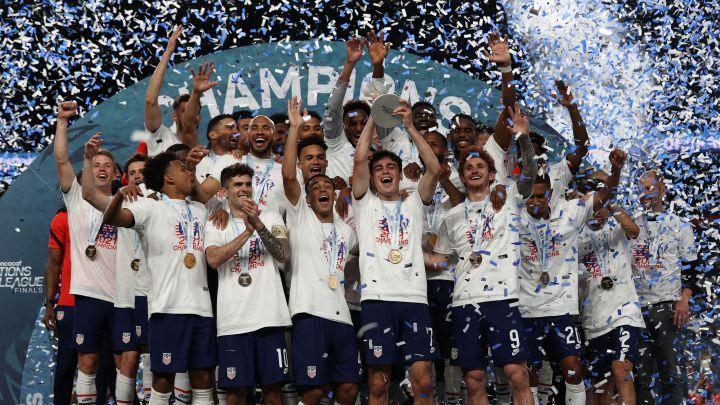EE.UU. Campeón de la Concacaf Nations League