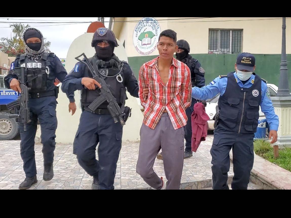 Mediante allanamiento es capturado miembro de banda «Los Hernandez» en La Paz