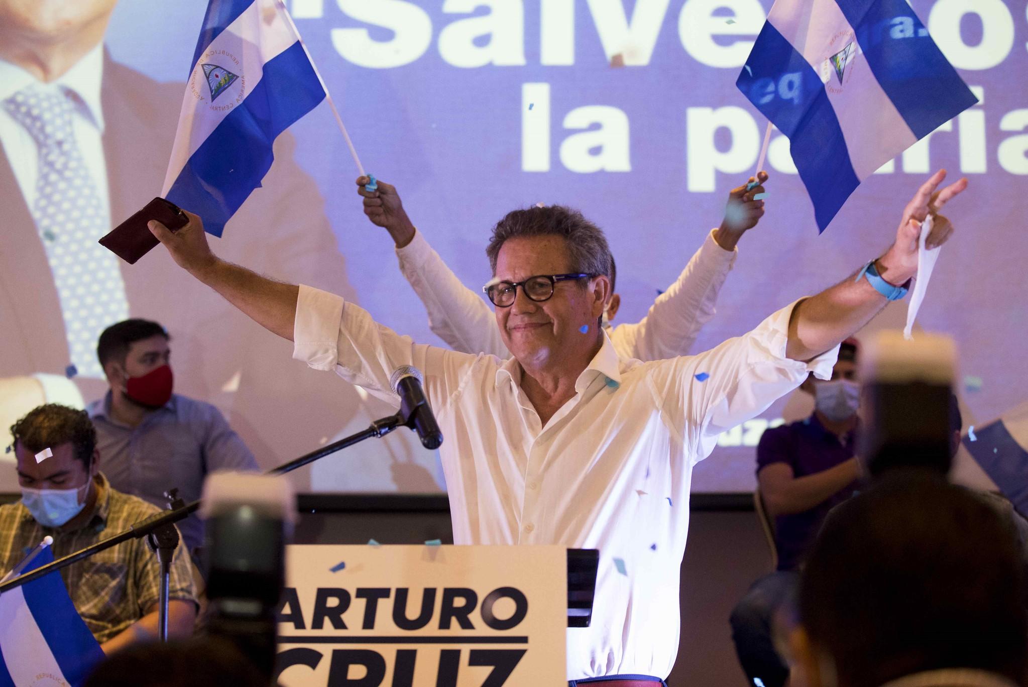 La CIDH condenó la detención del opositor nicaragüense Arturo Cruz por parte del gobierno de Ortega
