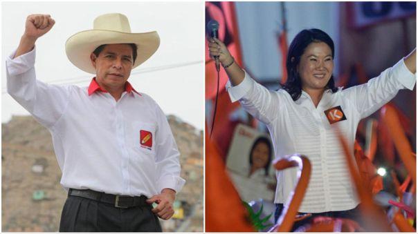 Pedro Castillo sostiene su ventaja sobre Keiko Fujimori con más de 95 mil votos