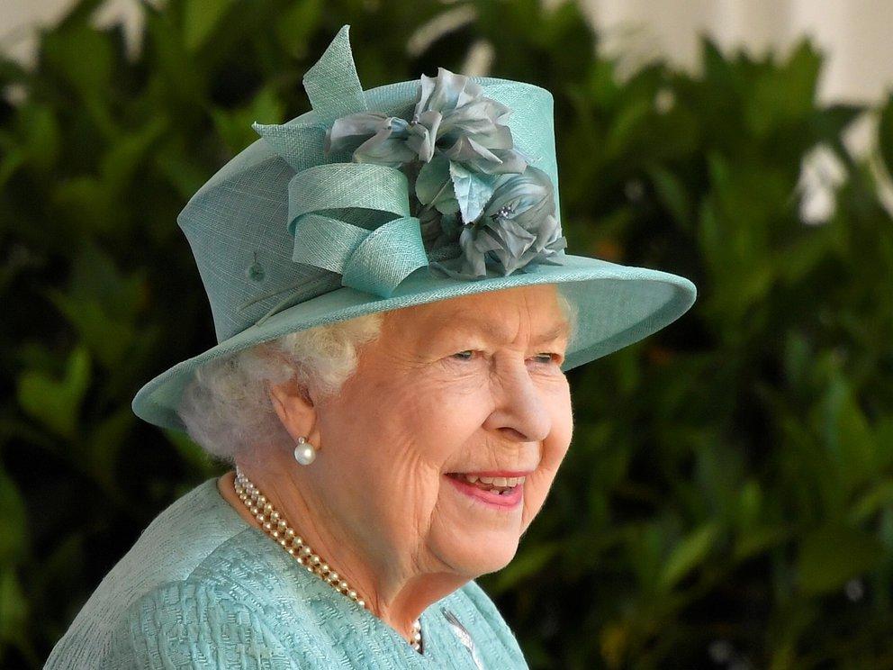 La reina Isabel II recibirá a Joe Biden y su esposa Jill en el castillo de Windsor