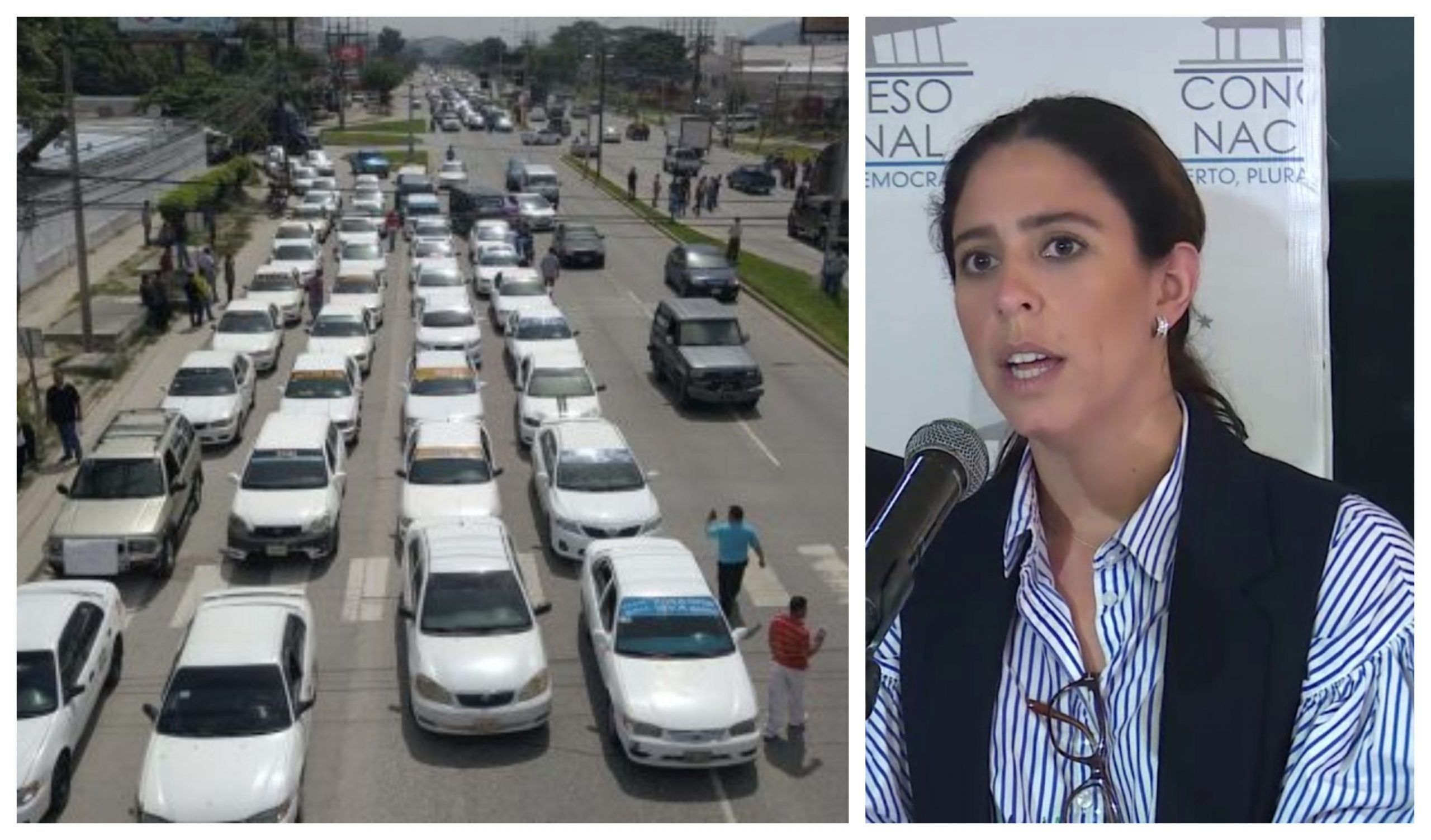 Comisionada del IHTT:  L 15 millones en bonos transfiere gobierno a transportistas