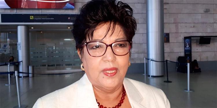 """Mel me quitó la Secretaría General de Libre""afirmaBelinda Martínez"