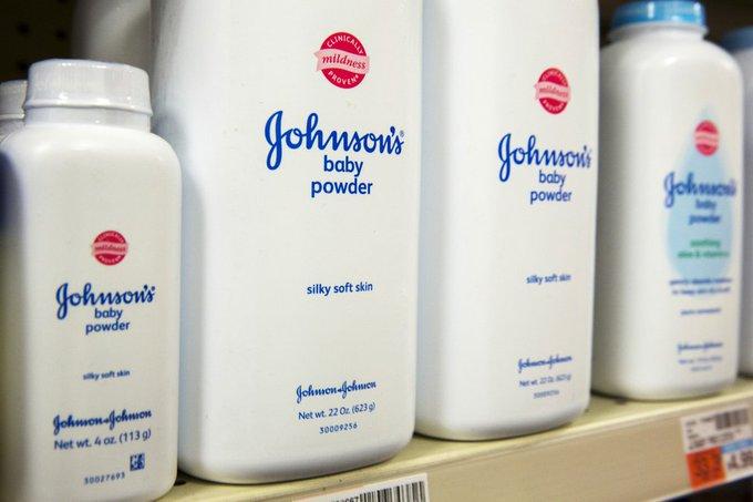 Johnson & Johnson tendrá que pagar USD 2.100 millones por vender talco cancerígeno