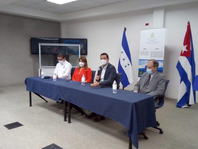Embajador de Cuba: Honduras avanza en la adquisición de la vacuna contra lacovid-19, «Soberana»