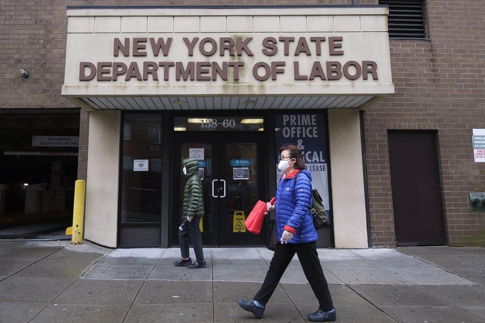 EEUU creó 559 mil puestos de trabajo en mayo y el desempleo cayó al 5,8%