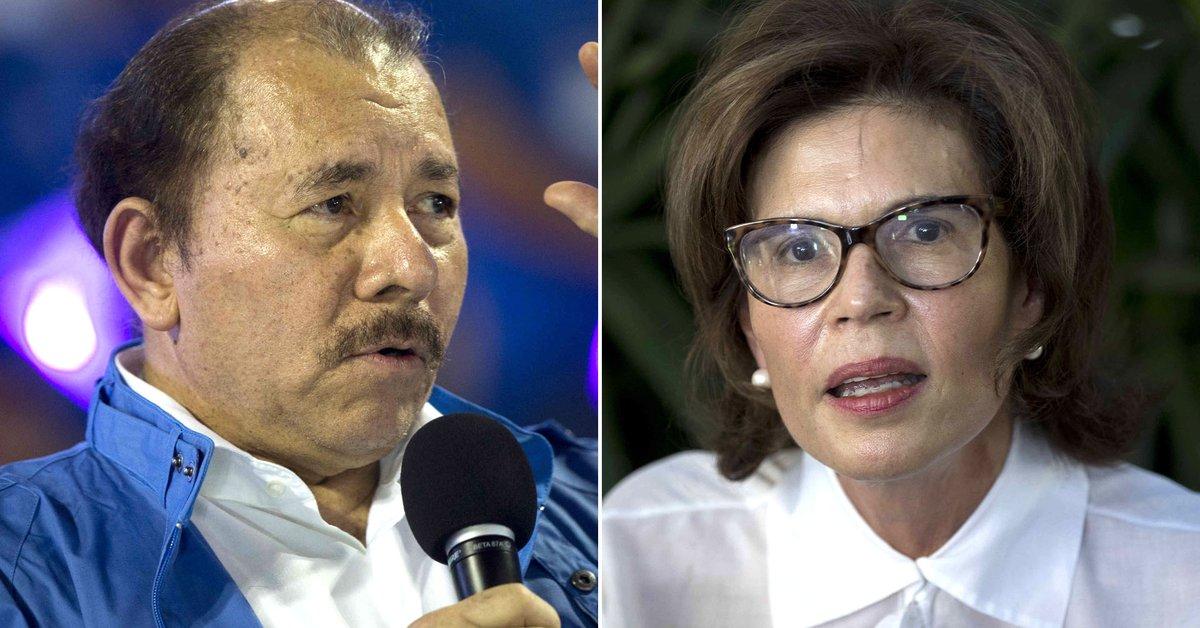 EEUU prepara sanciones contra el gobierno de Daniel Ortega tras la detención e inhabilitación de Cristiana Chamorro