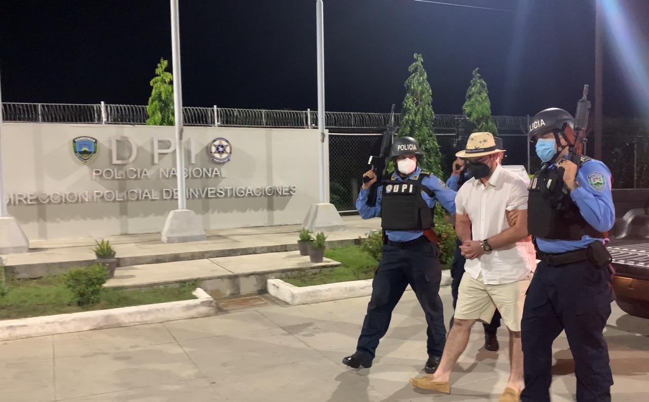Detienen a «El Extranjero» supuesto administrador de la pandilla 18 en la zona norte