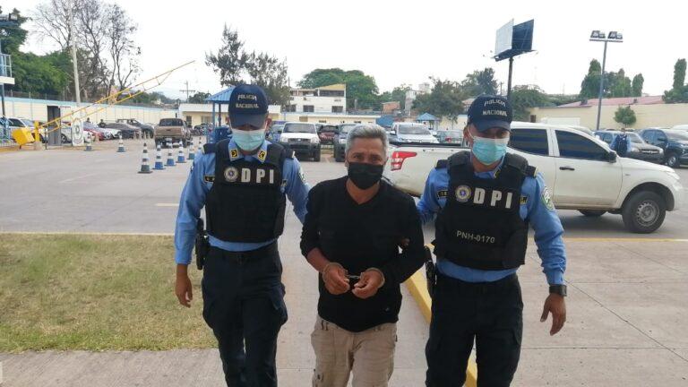 Sujeto es capturado  por el crimen de una jovencita en la col. Cruz Roja en el extremo sur de Tegucigalpa