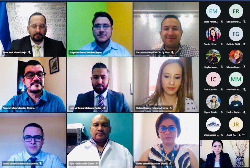 Aduanas Honduras juramenta a los integrantes de los Comité de Ética y Probidad Pública