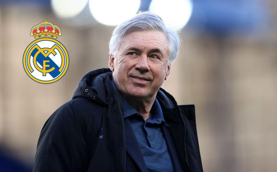 Carlo Ancelotti dirigirá al Real Madrid en sustitución de Zinedine Zidane