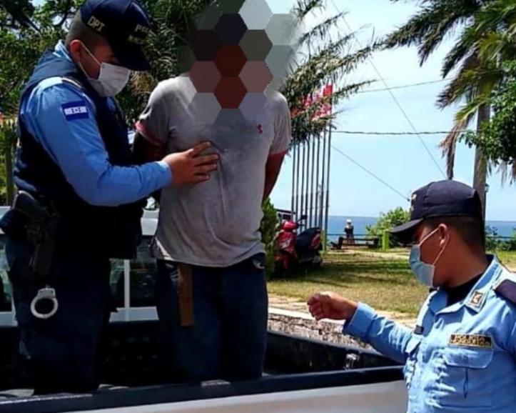 Por violación especial en perjuicio de una menor de 12 añosarrestan a un hombre en Trujillo